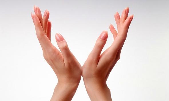 Xem tính tình qua khoảng cách giữa các ngón tay - VnExpress iOne