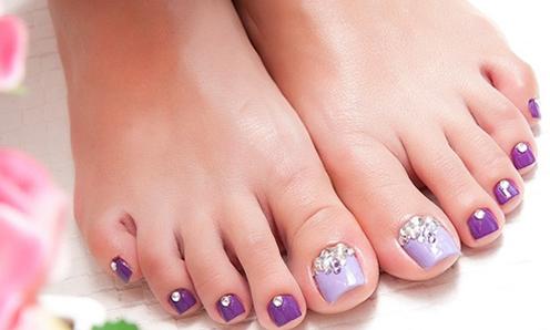Ngón chân nói lên số phận của các nàng - VnExpress iOne