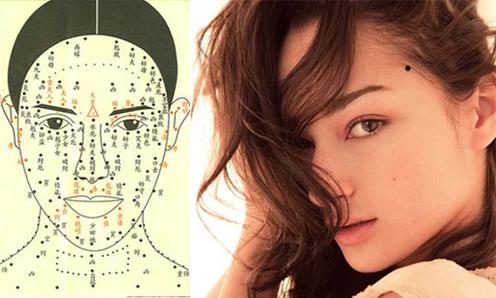 20 vị trí nốt ruồi may mắn trên cơ thể bạn gái - VnExpress iOne