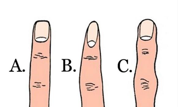 Hình dáng ngón trỏ tiết lộ tính cách của bạn - VnExpress iOne