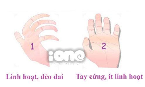 Độ linh hoạt của bàn tay tiết lộ bí mật về bạn - VnExpress iOne