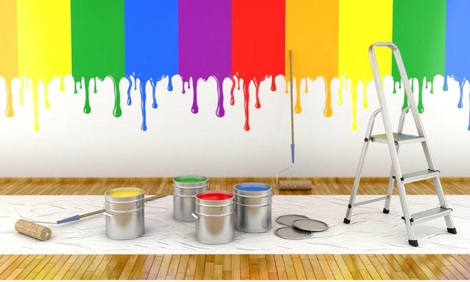 Những màu sắc không nên sử dụng để trang trí nhà cửa theo phong thủy - VnExpress iOne