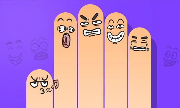 Bói vui: Đoán trúng phóc tính cách qua độ dài các ngón tay - VnExpress iOne