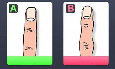 Bói vui: Bản chất con người bộc lộ rõ qua hình dáng ngón tay - VnExpress iOne