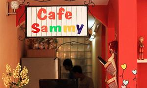 Sammy - Cà phê cầu vồng