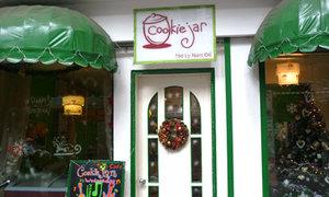 Lên chuyến 'tàu' Cookies Jar café trở về tuổi thơ