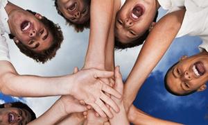 Lật tìm bí quyết làm việc nhóm