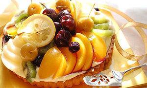 Học cách làm tart trái cây siêu dễ
