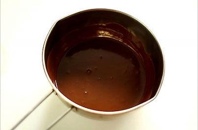 Cách làm kem cây socola vani ngon ngây ngất 5