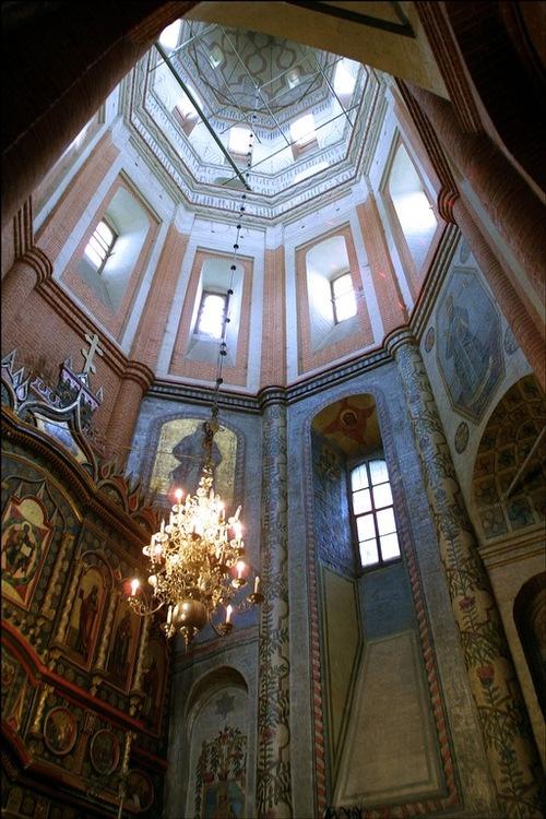 Nội thất trong Nhà thờ Thánh Basil 2