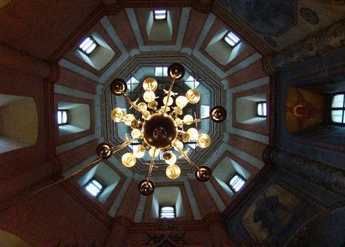 Nội thất trong Nhà thờ Thánh Basil 1