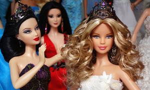 Mê hồn vẻ đẹp kiều diễm của Hoa hậu Búp bê 2011