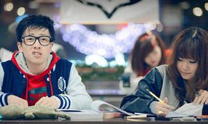 Clip nhạc kịch tình yêu dễ thương của fan Kpop