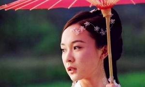 Mỹ nhân cổ trang Hoa ngữ yểu điệu với ô