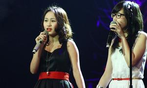 Con gái Thanh Lam, Thanh Phương 'đọ' giọng hát