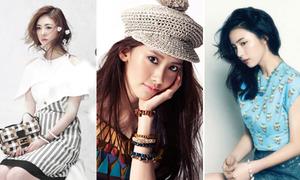 Ngây ngất trước bộ ảnh đặc biệt của 3 'Girl icon' xứ Hàn