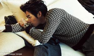Kim Jae Won lãng tử, phong trần