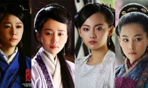 Dàn mỹ nữ xinh như mộng trong phim mới của Huỳnh Hiểu Minh