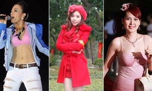 Nản với những style sến nặng của sao Việt