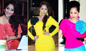 Soi style Khánh Thi trên ghế giám khảo Bước nhảy hoàn vũ