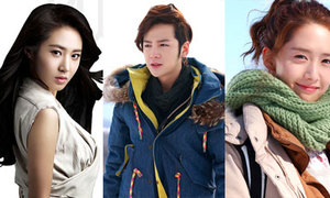 Jang Geun Suk 'bắt cá hai tay' cả Yuri và Yoon A SNSD