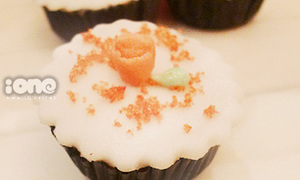 Thêm yêu mỗi ngày với cupcake hoa mùa hè