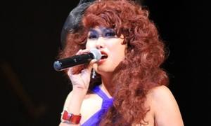 Phi Thanh Vân thề thốt 'không hát nhép'