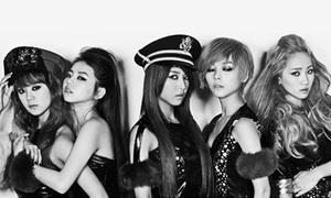 Wonder Girls đến TP HCM tháng 11