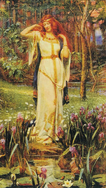 2-norse-mythology--freyja-with-brisingam