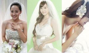 Những cô dâu đẹp nhất Kbiz