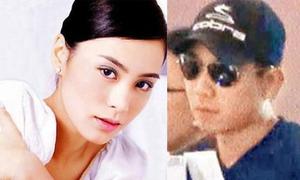 Sau scandal sex, Chung Hân Đồng đã tìm thấy tình yêu mới