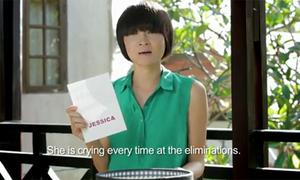 Thùy Trang nhận xét về thí sinh Asia's Next Top