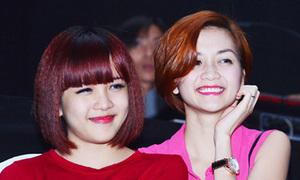 Mr Đàm mời em gái của Thiều Bảo Trang đi hát
