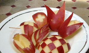 6 cách cắt tỉa táo nhanh, gọn, đẹp ^_^