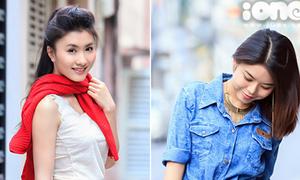 Đan Cha, Nguyệt Ánh tranh tài stylist