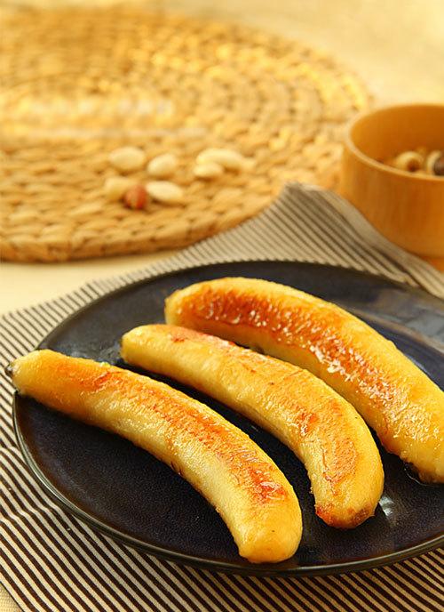 Cách làm món chuối nướng mật ong chanh ngon 7