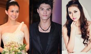 Những sao Việt vội từ giã đời độc thân