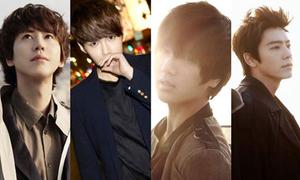 Những bản OST ngọt lịm qua giọng ca Super Junior