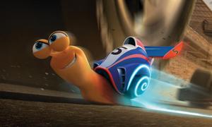 'Turbo' - Chú ốc sên mơ thành tay đua siêu tốc