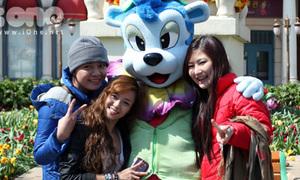 Top 3 The Voice quậy tưng ở Hàn Quốc