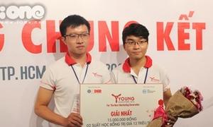 Sinh viên Ngoại thương ẵm trọn giải Marketer tài năng