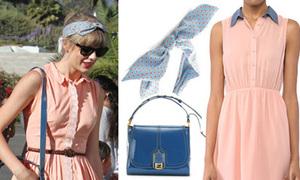 Copy sao: diện đồ vintage như Taylor Swift với giá bình dân