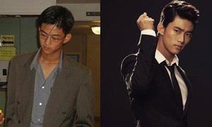 Taec Yeon 2PM bị 'khai quật' ảnh 'già đau đớn'