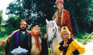 Tình huynh đệ của các diễn viên 'Tây Du Ký 86'