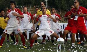 Tahiti - đội bóng đáng yêu nhất tại Confed Cup
