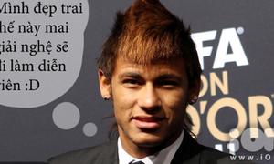 Vai diễn hợp nhất cho Neymar