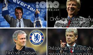 Lời tiên đoán của 'thánh Wenger'