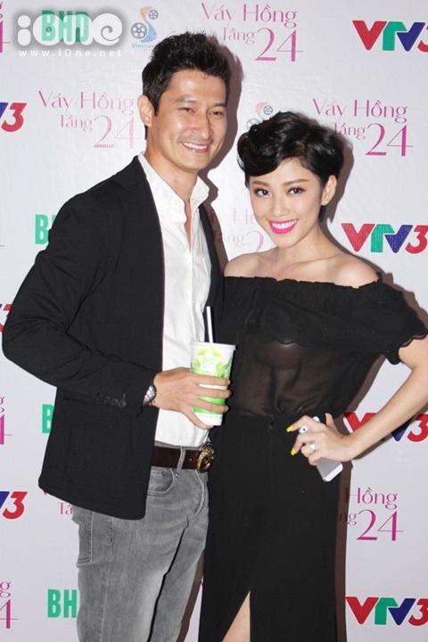 Yumi Dương cũng góp  vai  vào bộ phim truyền hình này.