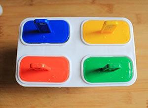 Cách làm kem đậu xanh nguyên hạt ngon 10