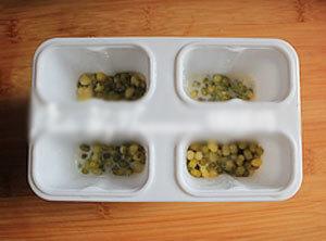 Cách làm kem đậu xanh nguyên hạt ngon 8